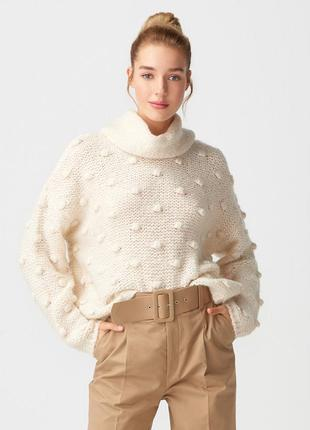Шерстяной свитер dilvin