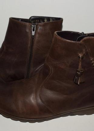 Деми ботинки 41р waldlaufer