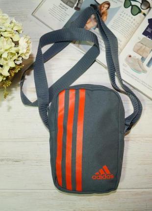 Adidas. оригинал. классная сумка через плечо, кросс-боди