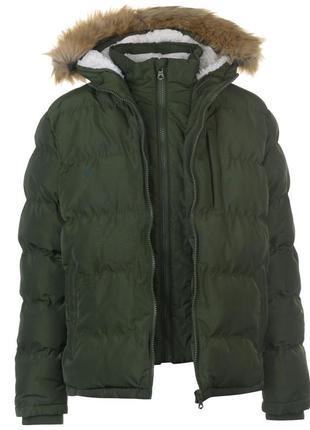 Soulcal мужская куртка/мужская зимняя куртка