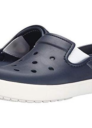 Оригинал crocs citilane clog крокс мальчику кроксы