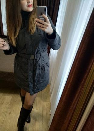 Куртка курточка плащ утепленный дождевик непромокаемая
