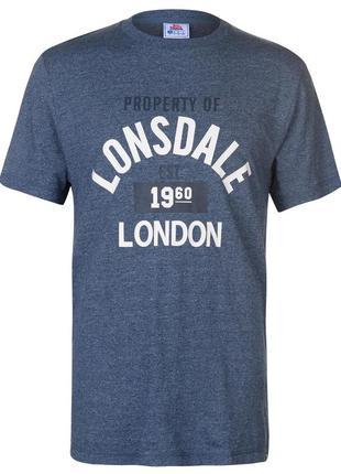 Lonsdale мужская футболка/мужская майка