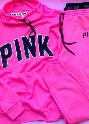 Victoria's secret pink спортивный костюм