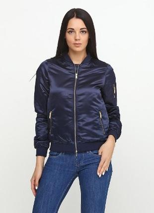 Женская, куртка, бомбер, ветровка, демисезон, esmara, р.36\38