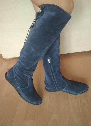Ботфорты женские 2019 - купить недорого вещи в интернет-магазине ... bdb7f2dd7a6e6