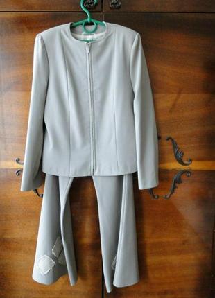 Детский классический костюм,повседневный костюм,наряд,пиджак, брюки,топик,летний комплект