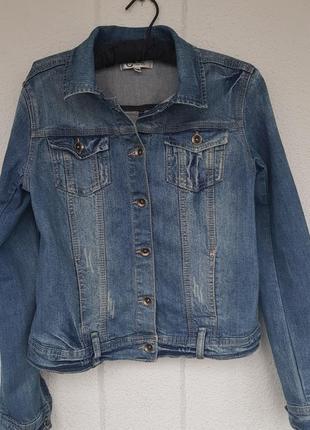 Куртка джинсова cubus