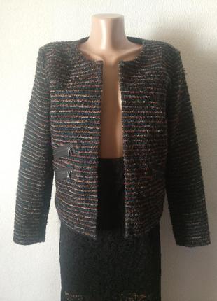 Шикарный жакет пиджак блейзер шерсть vero moda
