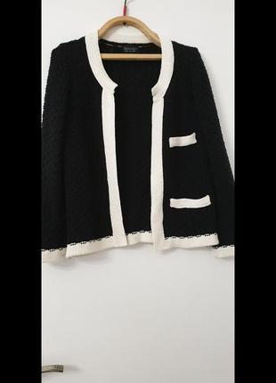 Кофта-пиджак от topshop