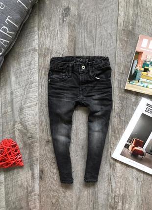 Серые джинсы скинни 3 года
