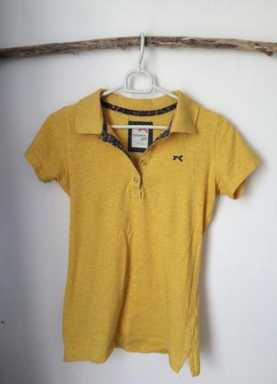 Прекрасная, качественная желтая тенниска