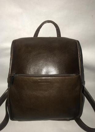 Кожаный городской рюкзак cassis.