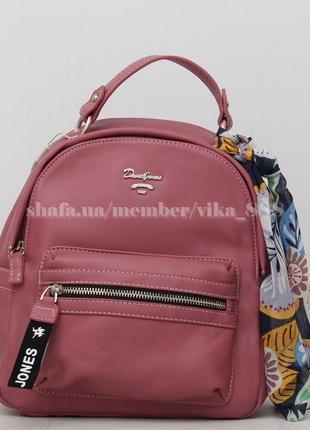 Рюкзак в городском стиле david jones 5048р розовый
