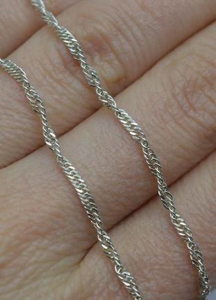 Серебряный #браслет #панцирное, #панцирь, #на_руку, #унисекс, #925, 18см