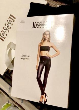 Леггинсы wolford estella/ волфорд leggings