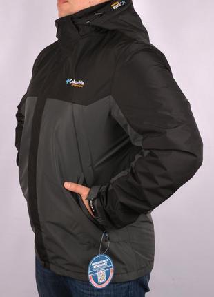 Куртка ветровка columbia мужская демисезонная