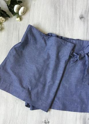 Фирменные шорты zara, размер м