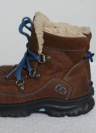 Немецкие ботиночки bama