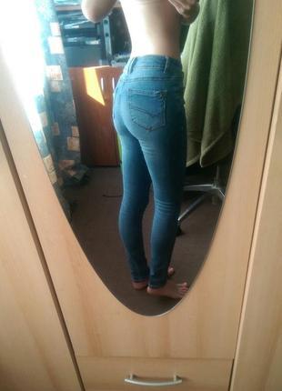 Джинсы skinny new look