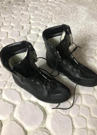 Ботинки вставки