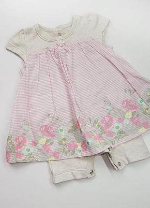 Платье - бодик