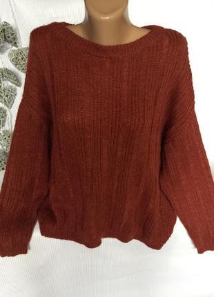 Шикарный свитер medium