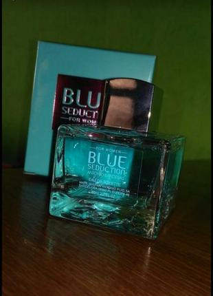 Духи женские  blue antonio banderas 80 ml
