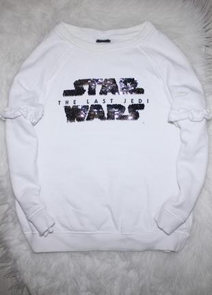 Клевый свитшот star wars