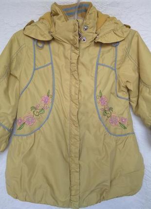 Демисезон куртка ветровка kiko в наличии бу