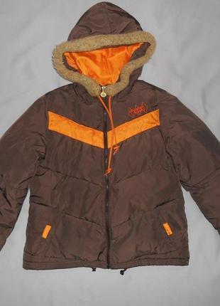 Обалденная курточка adidas, оригинал. на подростка.