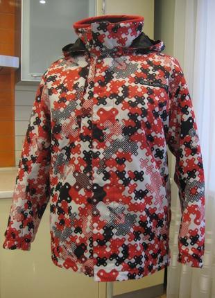 Мембранная спортивная лыжная куртка diel sport.