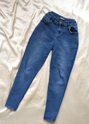 Суперовые джинсы мом скинни бойфренд