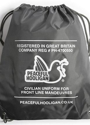 Рюкзак, сумка марки peaceful hooligan, оригинал, новая