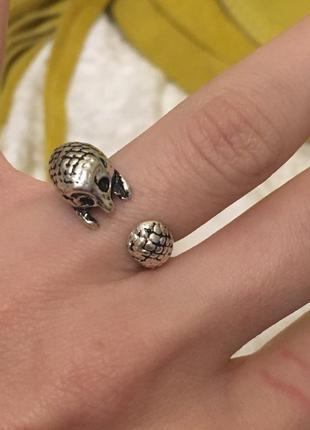 Кольцо зверушка