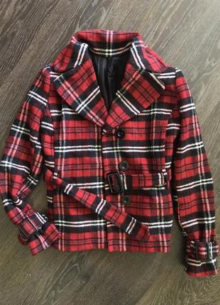 Очень стильный пиджак пальто