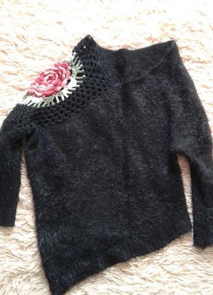 Тепленький свитерок1 фото