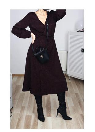 Крсивенное платье на запах-кимоно-халат,натуральная ткань вискоза