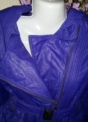 Стильная эксклюзивная куртка от бренда zara.португалия