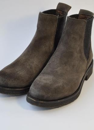 Ботинки челси tamaris 37р 24,5см