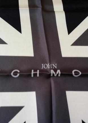 Дизайнерский шелковый платок / шарф john richmond2