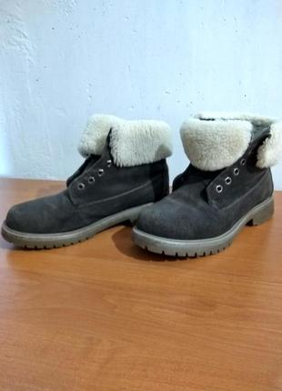 Ботинки зимние t.taccardi