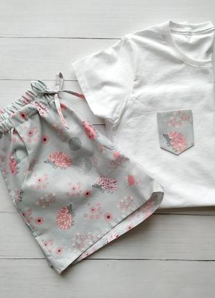 Пижама женская из хлопка