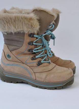 Зимние ботинки twisty 33р 21,5см идеал