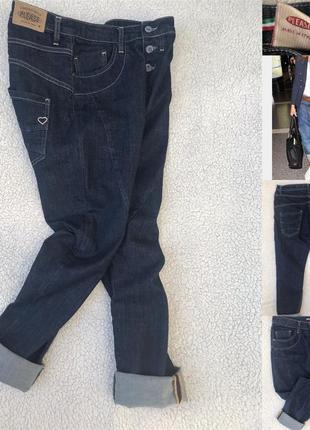 Итальянские джинсы с матнёй в идеале м