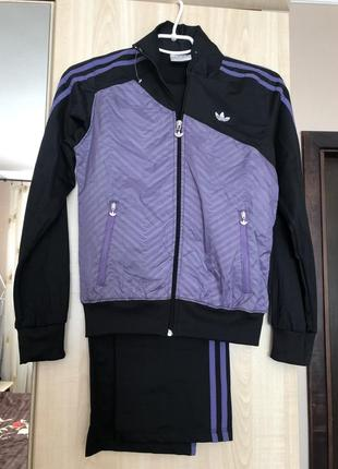 Спортивный костюм adidas { оригинал}