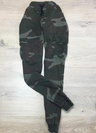Женские брюки милитари ZARA 2019 - купить недорого вещи в интернет ... 5479737d7d9e9