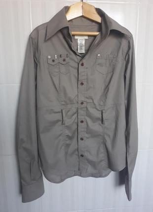 Брендовая рубашка оригинал diesel