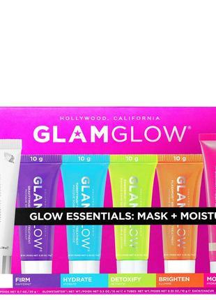 Набор glamglow glow essentials kit .