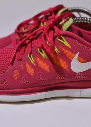Кроссовки nike free 5.0 running shoes 642199-601